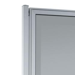 Zubehör: Ständer zum Einbetonieren für Plakatschaukasten