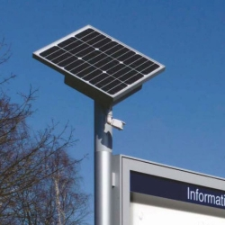 Solar-LED-Modul
