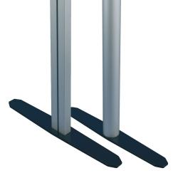 Zubehör: Ständer zur Freiaufstellung für Schiebetür-Schaukasten